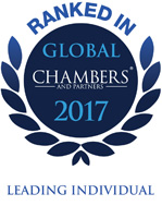 Luca Masotti Ranked In CHAMBERS GLOBAL 2017